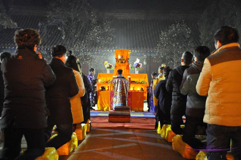 西安八仙宫隆重举行丙申年迎銮接驾法会视频掠影