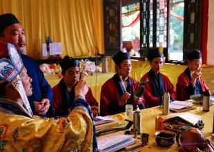 西安八仙宫举行戊戌年吕祖圣诞超度法会
