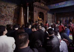 西安八仙宫举行己亥年庆贺道德天尊圣诞祈福法会