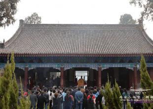 西安八仙宫举行庚子年寒衣节超度法会